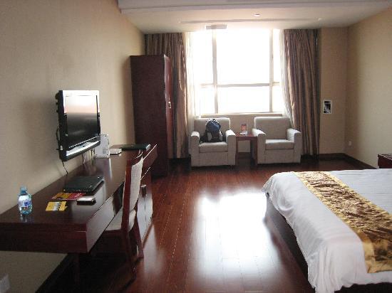 Boman Hotel : 房间很大