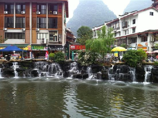 Yangshuo County, China: 阳朔1