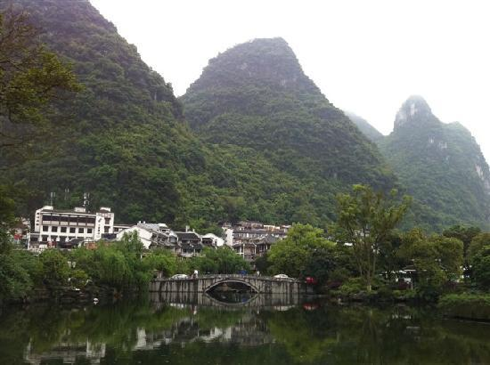 Yangshuo, China: 阳朔3