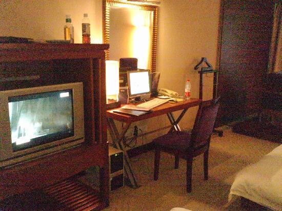 Yinfeng Holiday Resort of Xikou: 电脑和电视
