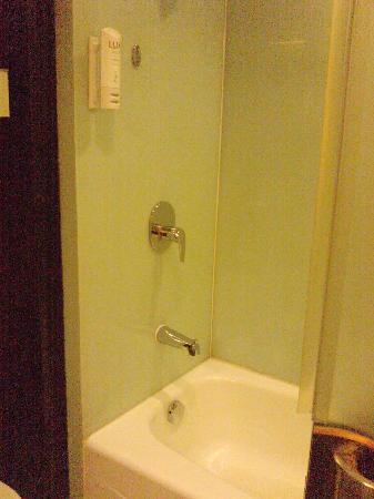 Yinfeng Holiday Resort of Xikou: 浴缸,用的力士二合一