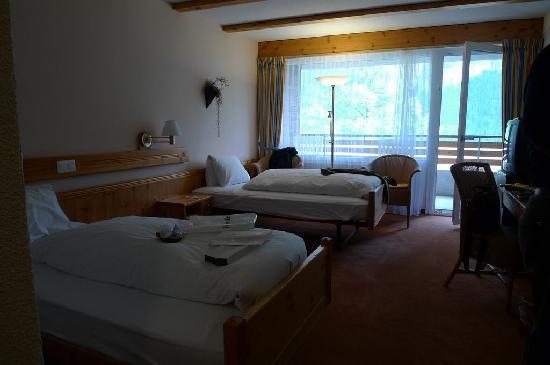 Sunstar Alpine Hotel Grindelwald: 客房