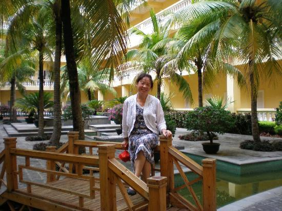 Xinglomg Hot Spring Bihai Hotel: 海口温泉酒店