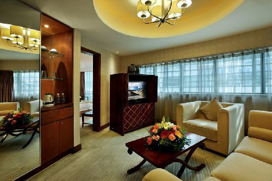Zhong Tai Lai Hotel: 套房