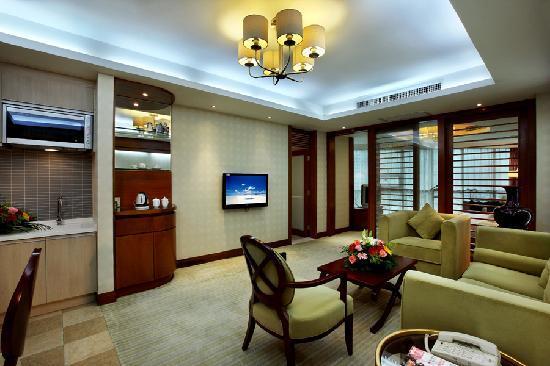 Zhong Tai Lai Hotel: 豪华套房