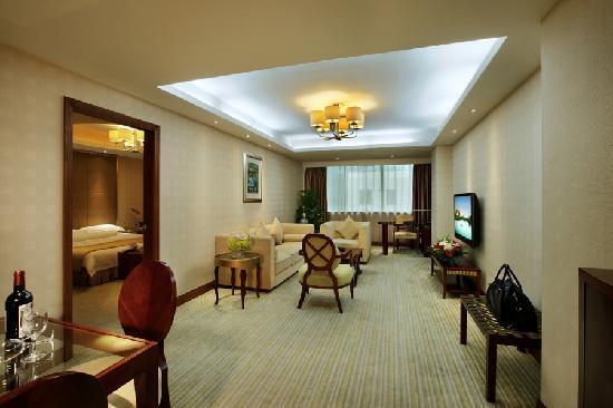 Zhong Tai Lai Hotel: 戴斯套房