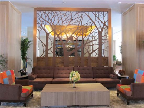 Beidahu Holiday Hotel: 酒店大堂吧