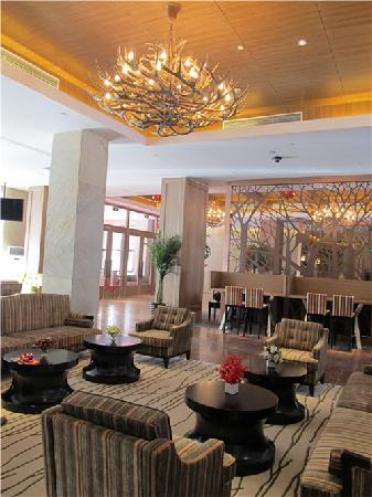 Beidahu Holiday Hotel: 酒店大堂