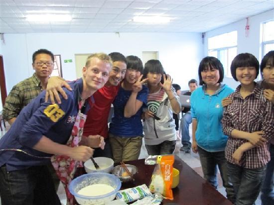 Shaolin Travelers Hostel