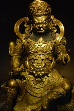พิพิธภัณฑ์กรุงปักกิ่ง: 武士铜像