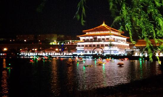 Xi'an Qujiangchi Site Park