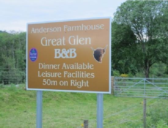 Great Glen Bed and Breakfast: 7