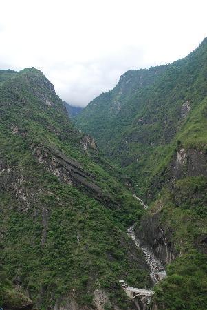 Shanghutiao Canyon: 另一处峡谷
