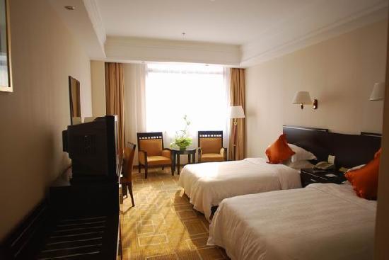 Huaizuo Mingdu Nations Hotel: 房间