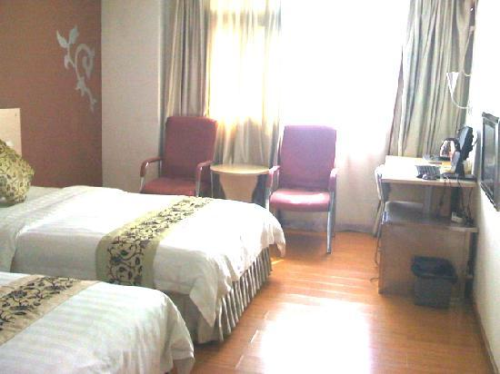 Minghong Hotel Guangzhou Xiwan Road : 商务电脑房