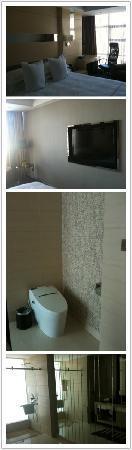 Bayinhe Hotel Zhongshan: 房间布置