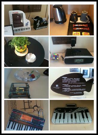 Bayinhe Hotel Zhongshan: 细节