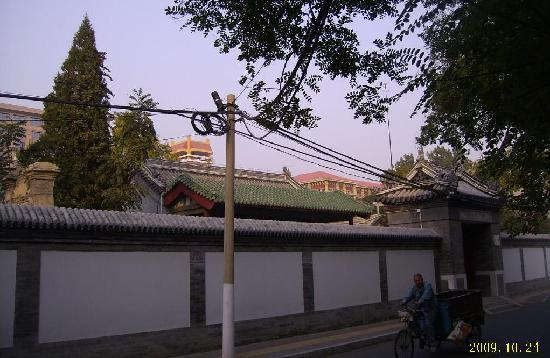 Baoying Temple: 宝应寺8