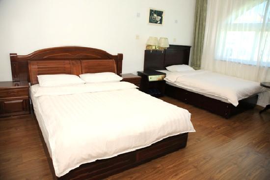 Leyou Holiday Villa: 家庭房