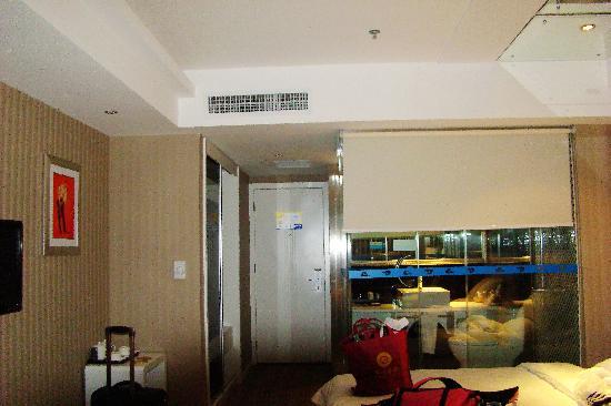Bihai Yuntian Hotel : 碧海云天酒店1