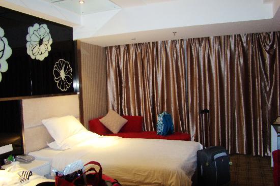 Bihai Yuntian Hotel : 碧海云天酒店3