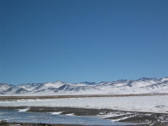 Lhasa, China: 纳木错