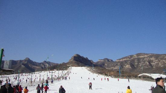 Qingliang Mountain Ski Area