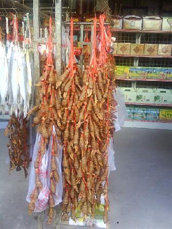 Chunxi Ancient Street: 特色鸡爪