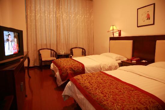 Zijin Hotel: 标准间