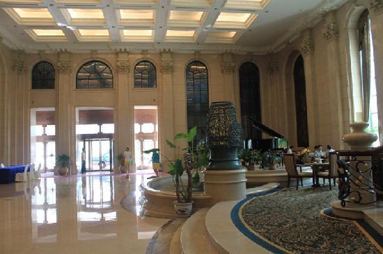 Baohong Hotel: 酒店大堂
