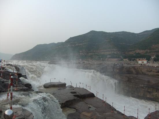 Hukou Waterfall: DSCF0204