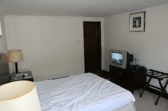 Clifford (Golden Lake) Hotel: 客房陈设