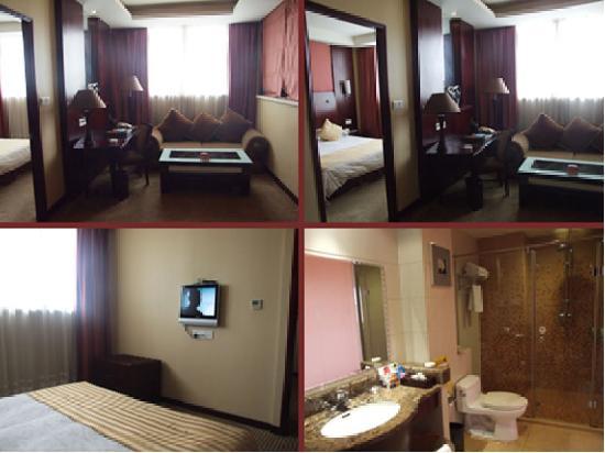 NingHai Pacific International Hotel: 商务套房