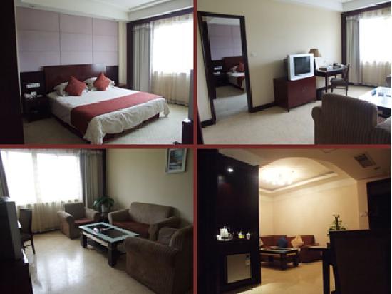 NingHai Pacific International Hotel: 行政套房
