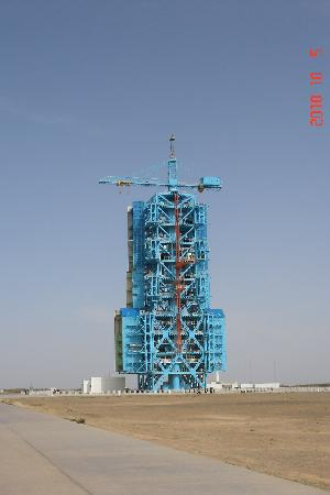 Jiuquan Satellite Launching Center : DSC08288