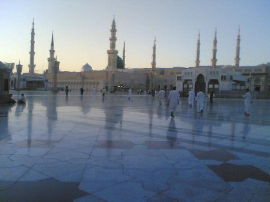 Medina, Arábia Saudita: 早朝