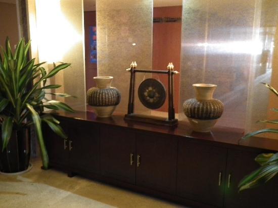 Yunnan Aviation Sightseeing Hotel of Xishuangbanna: DSCF0113