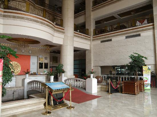 Huiyuan Sunshine Hotel: 酒店大堂