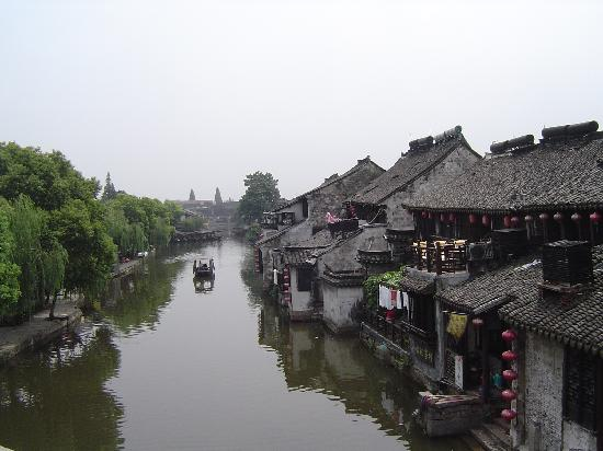 how to get around xitang