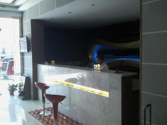 Motel 168 Wuhan Hanyang Avenue
