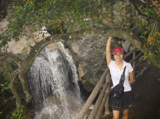 Tianmu Hot spring: 水林洞