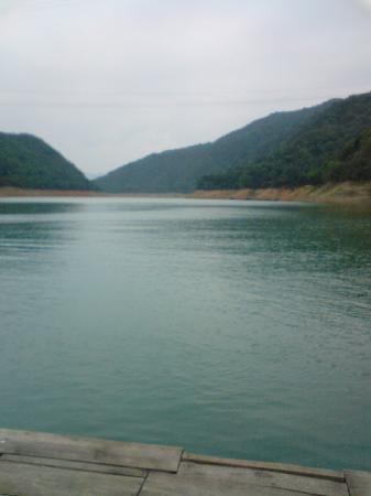 """Chengbihu Scenic Resort: 水的""""平静"""""""
