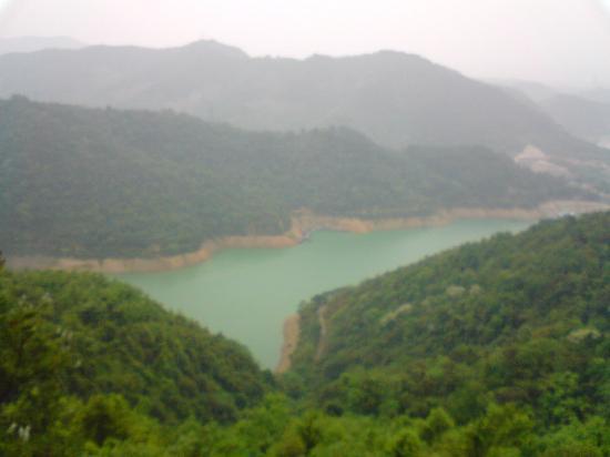 Baise, China: 山与水的完美结合