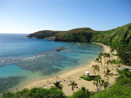 Hawaii: 静而美
