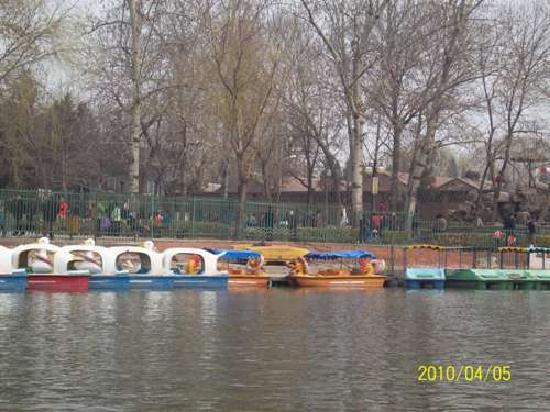 Tongzhou Xihaizi Park