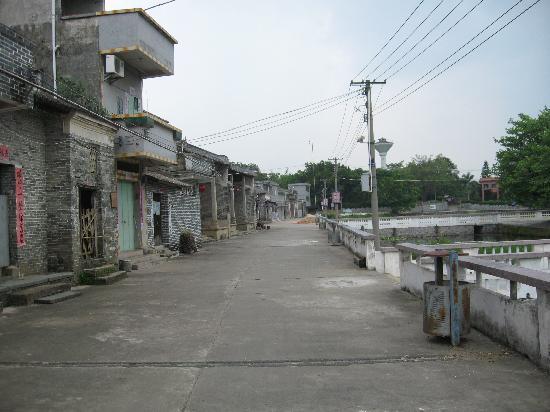 Enping, Trung Quốc: 恩平歇马举人村