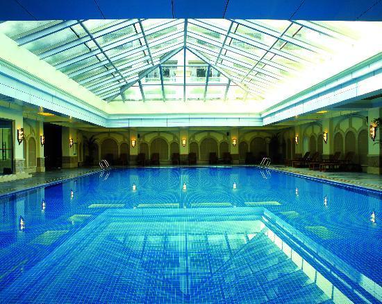 Indoor Swimming Pool Picture Of Phoenix City Hotel Guangzhou Guangzhou Tripadvisor