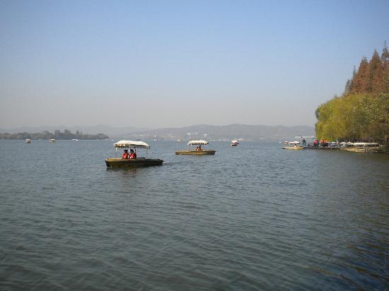 Ziyang County, China: 紫阳洞河