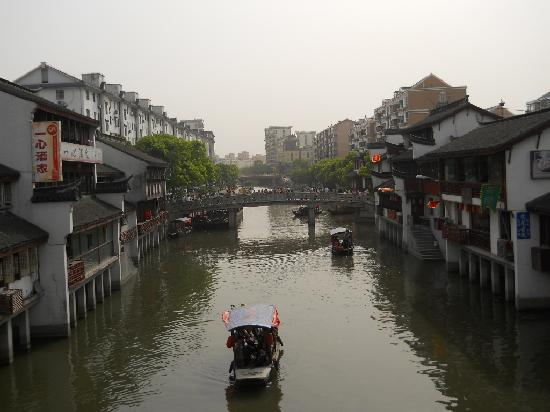 Shanghái, China: 七宝老街
