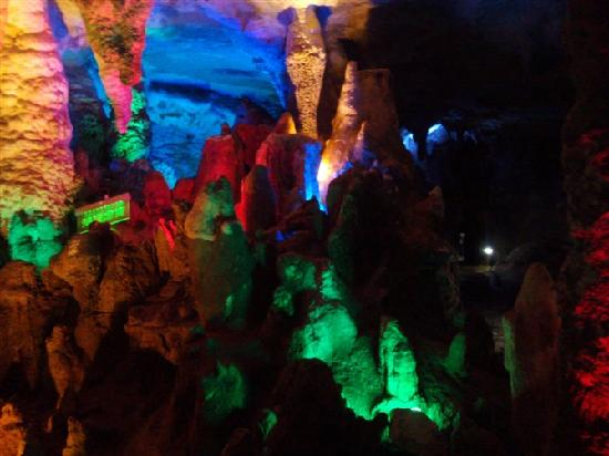 Tian'e Caves Geopark of Ninghua: 3